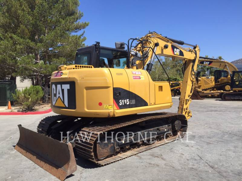 Caterpillar EXCAVATOARE PE ŞENILE 311DL RR equipment  photo 5