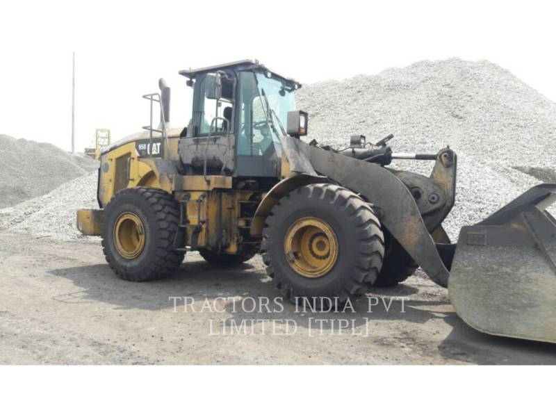 CATERPILLAR MINING WHEEL LOADER 950GC equipment  photo 1