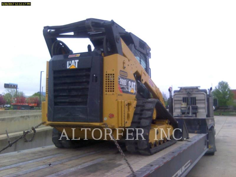CATERPILLAR MINICARGADORAS 299D2 XHP equipment  photo 3