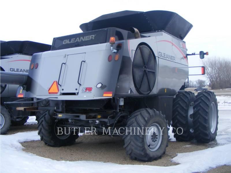 GLEANER COMBINES S78 equipment  photo 4
