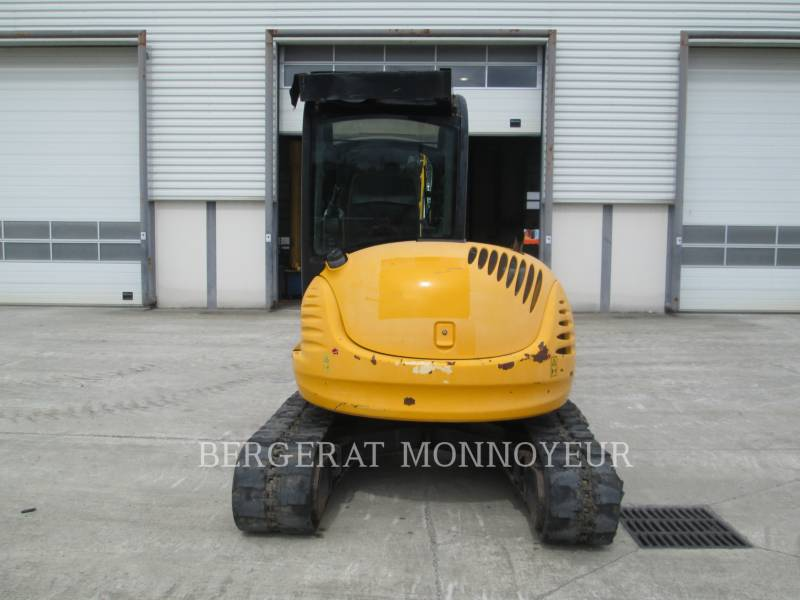 JCB KETTEN-HYDRAULIKBAGGER 8050 equipment  photo 3
