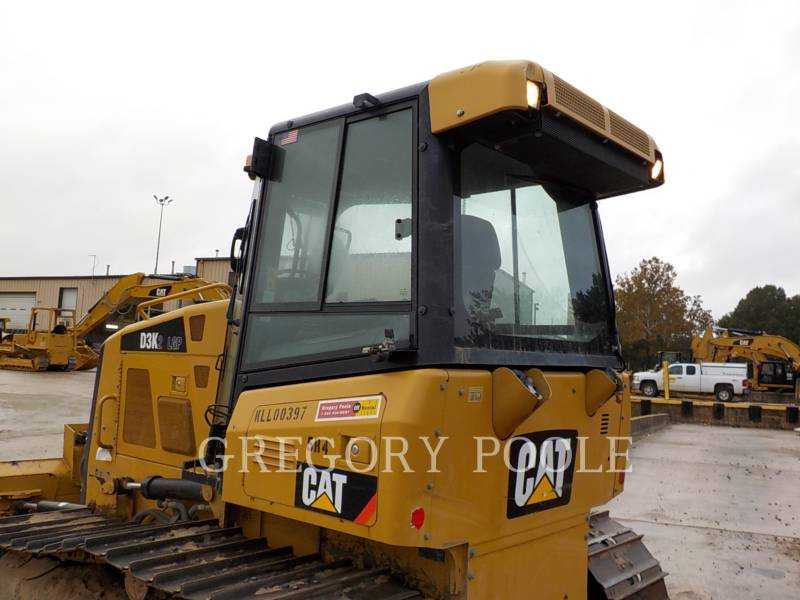 CATERPILLAR TRACK TYPE TRACTORS D3K2 LGP equipment  photo 10