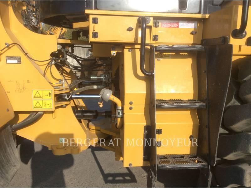 CATERPILLAR WIELLADERS/GEÏNTEGREERDE GEREEDSCHAPSDRAGERS 966M equipment  photo 11