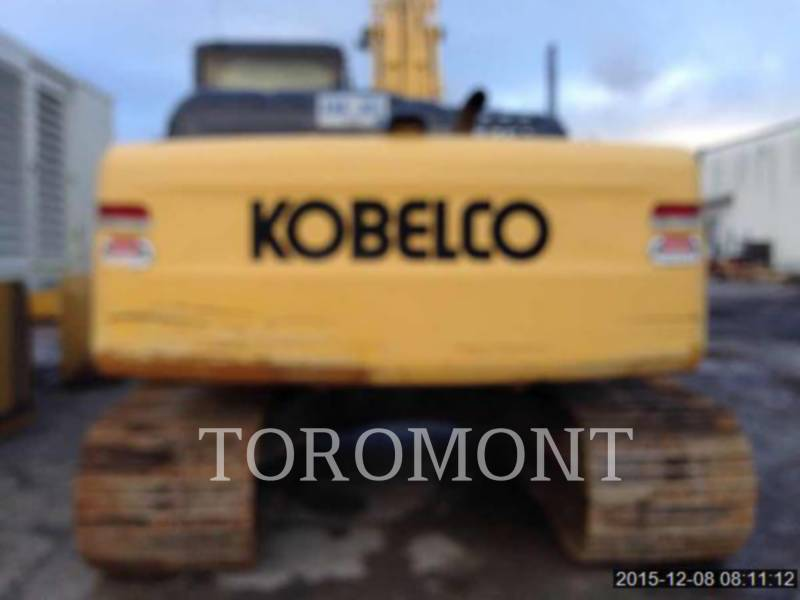 KOBELCO / KOBE STEEL LTD ESCAVADEIRAS SK210 equipment  photo 3