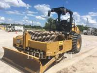 CATERPILLAR COMPACTEUR VIBRANT, MONOCYLINDRE À PIEDS DAMEURS CP56B equipment  photo 2
