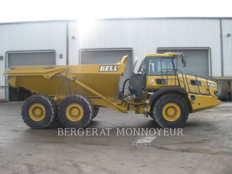 BELL EQUIPMENT NORTH AMERICA, INC. ARTICULATED TRUCKS B30E equipment  photo 4