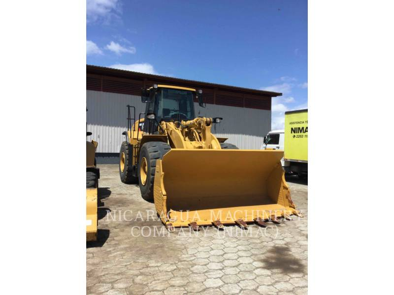CATERPILLAR CARGADORES DE RUEDAS 966H equipment  photo 1