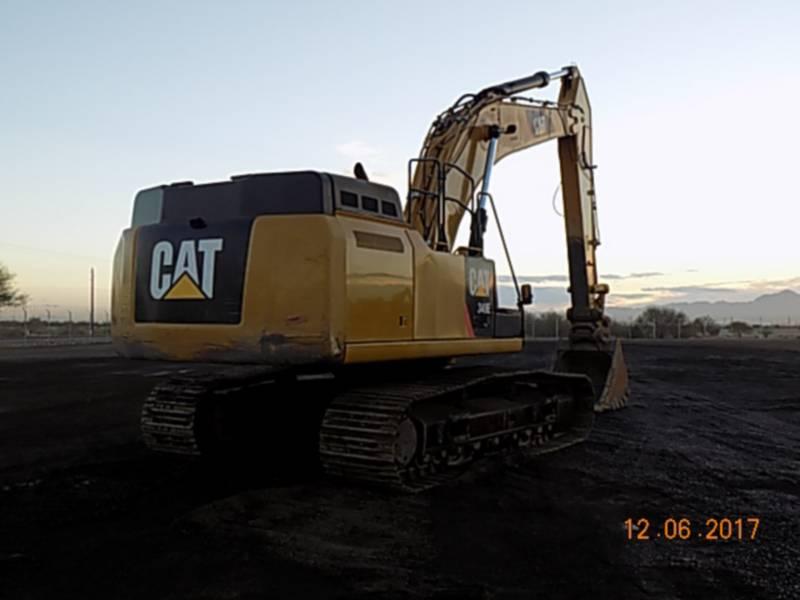 CATERPILLAR TRACK EXCAVATORS 349EL equipment  photo 5