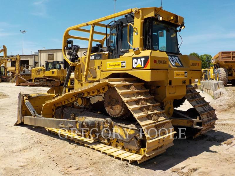 CATERPILLAR TRACK TYPE TRACTORS D6T equipment  photo 9