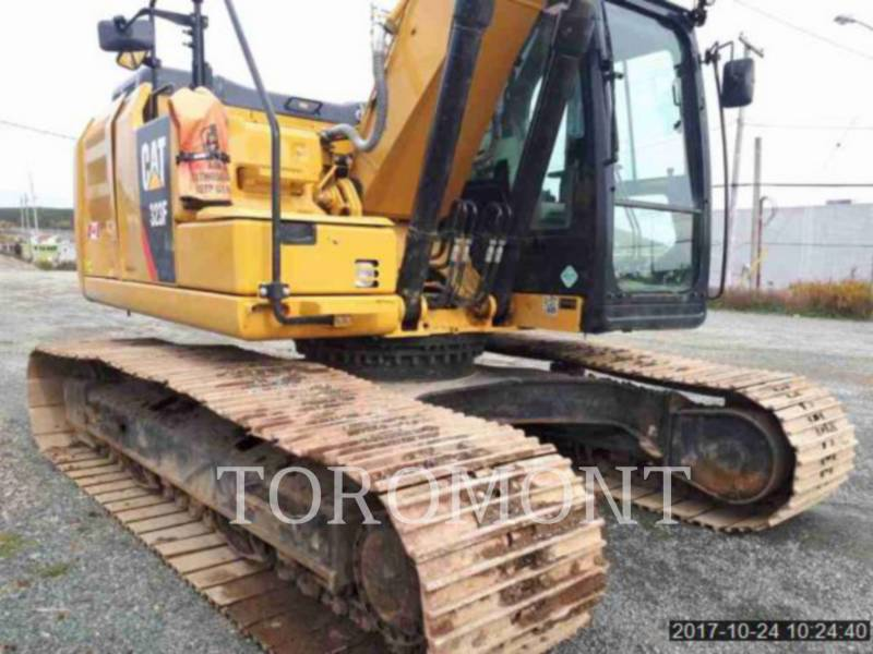 CATERPILLAR トラック油圧ショベル 323FL equipment  photo 1