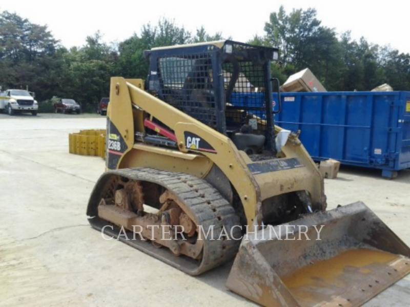 CATERPILLAR MINICARGADORAS 236B CY equipment  photo 1