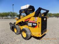 CATERPILLAR MINICARGADORAS 262D XPS equipment  photo 3
