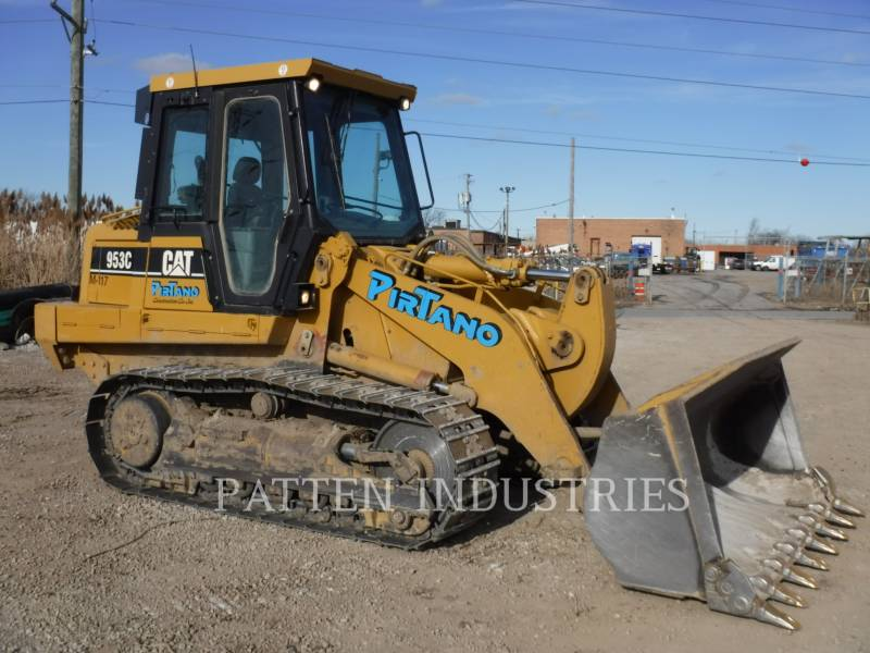CATERPILLAR CHARGEURS SUR CHAINES 953C AIRS1 equipment  photo 3