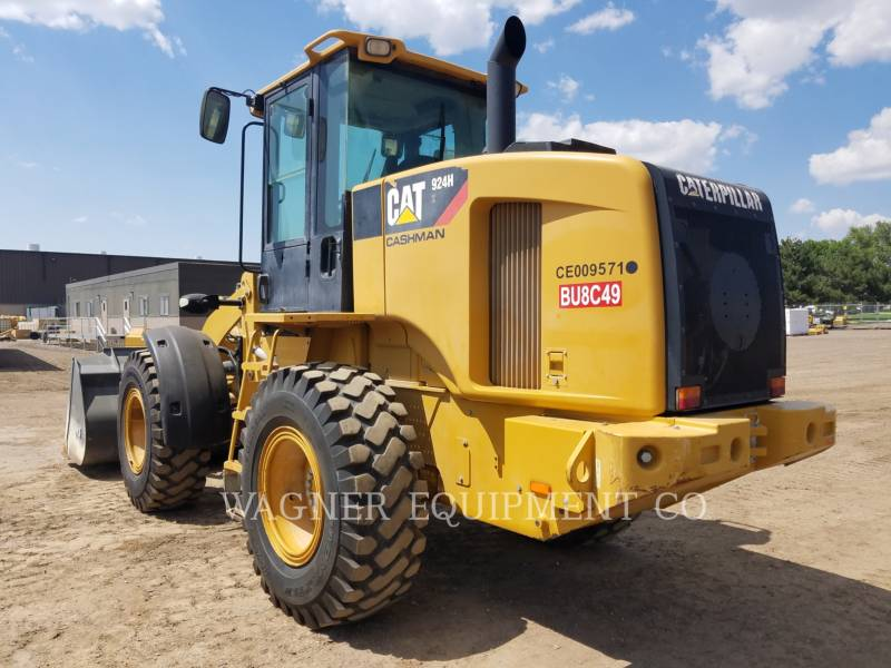 CATERPILLAR PALE GOMMATE/PALE GOMMATE MULTIUSO 924HZ equipment  photo 2