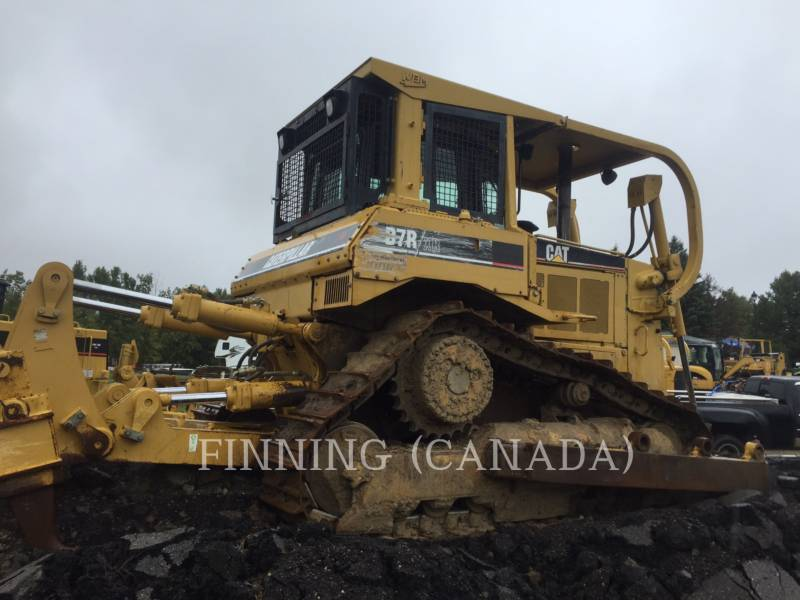 CATERPILLAR TRACK TYPE TRACTORS D7RIIXR equipment  photo 4