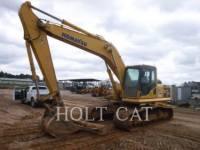 Equipment photo KOMATSU PC 200 LC-8 KETTEN-HYDRAULIKBAGGER 1