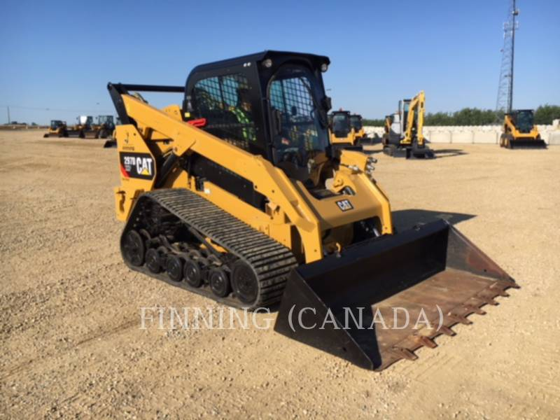 CATERPILLAR PALE CINGOLATE MULTI TERRAIN 297DXHP equipment  photo 1