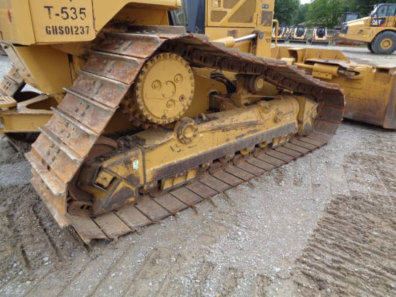 CATERPILLAR TRACK TYPE TRACTORS D6NLGP equipment  photo 19