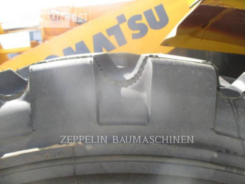 KOMATSU LTD. RADLADER/INDUSTRIE-RADLADER WA480LC-6 equipment  photo 18