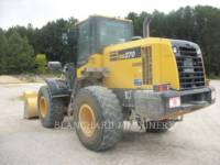 KOMATSU CARGADORES DE RUEDAS WA270 equipment  photo 4
