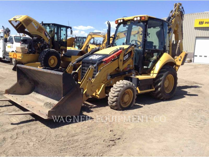 CATERPILLAR BACKHOE LOADERS 430F IT4WE equipment  photo 2