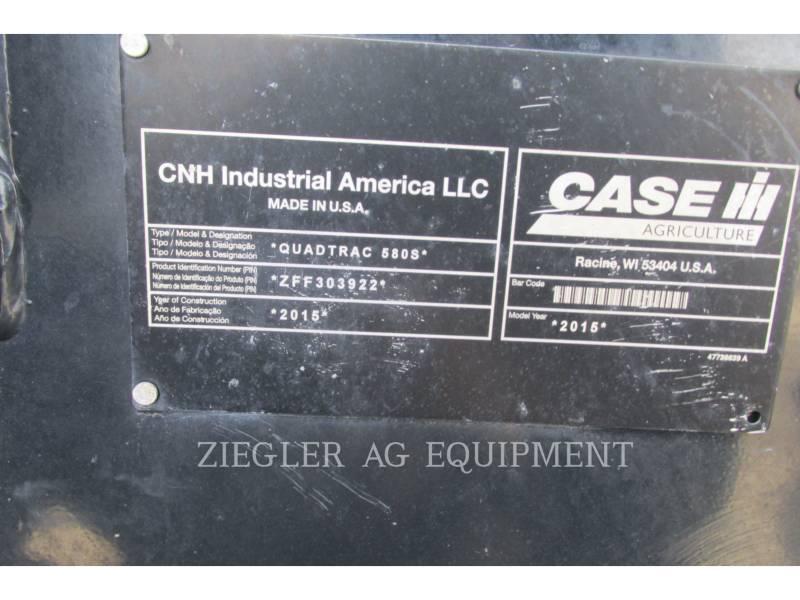 CASE/NEW HOLLAND TRACTORES AGRÍCOLAS 580QT equipment  photo 23