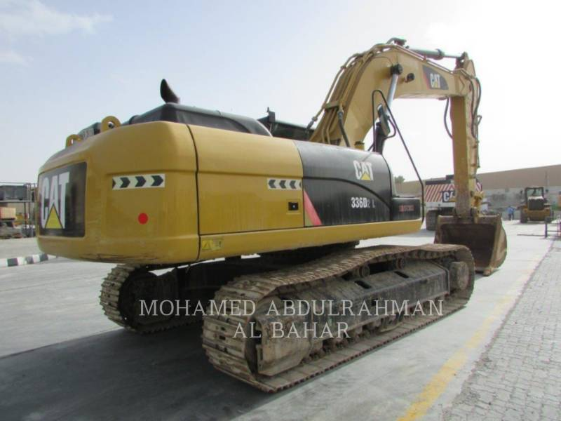 CATERPILLAR トラック油圧ショベル 336 D2 L REACH equipment  photo 5