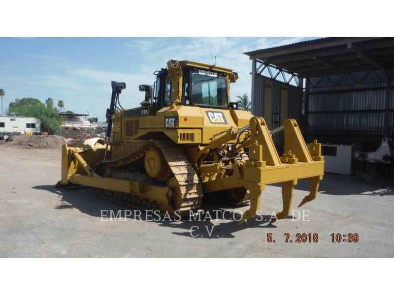 CATERPILLAR KETTENDOZER D 7 R equipment  photo 6