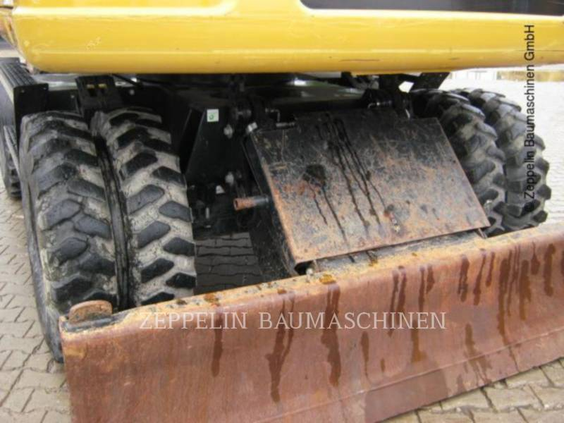 CATERPILLAR PELLES SUR PNEUS M315D equipment  photo 8
