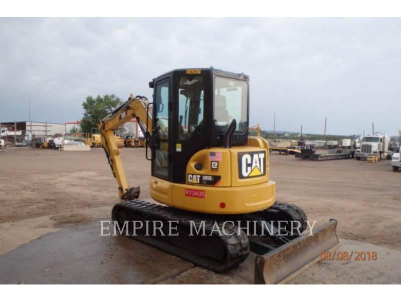 CATERPILLAR TRACK EXCAVATORS 305E2 CA equipment  photo 3