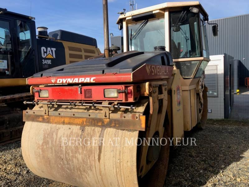 DYNAPAC COMPACTORS CC422 equipment  photo 4