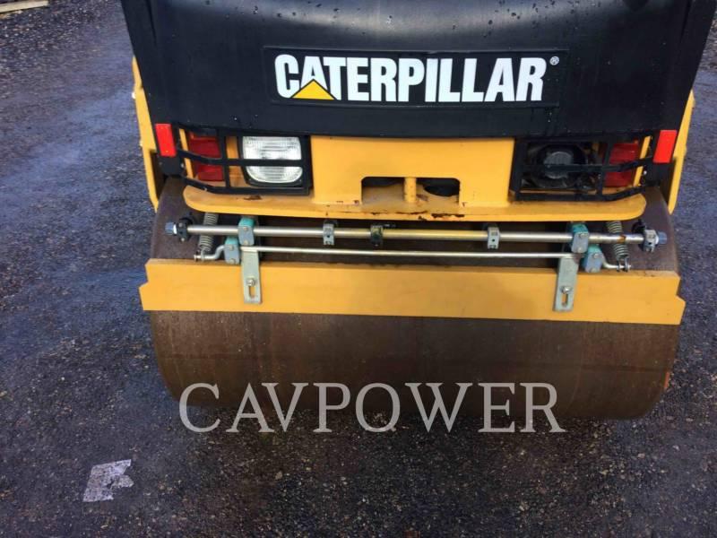 CATERPILLAR TANDEMVIBRATIONSWALZE, ASPHALT CB24 equipment  photo 8