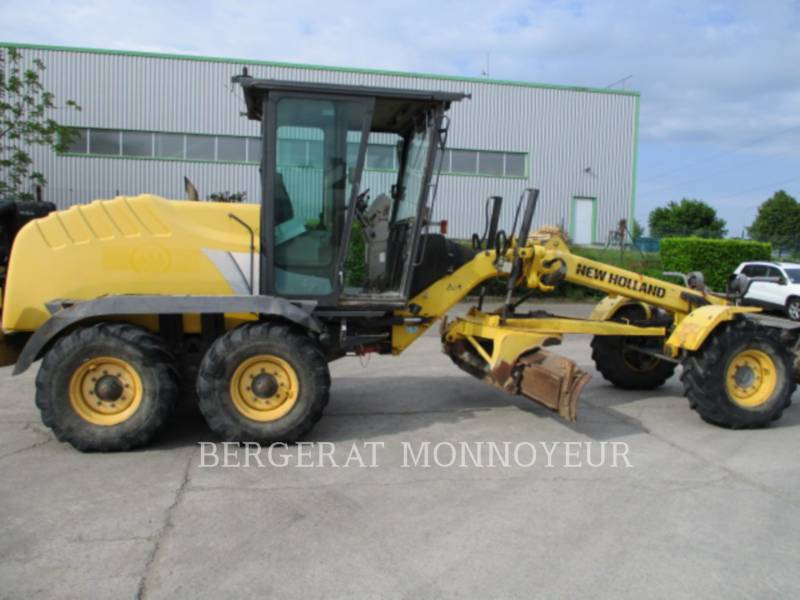 NEW HOLLAND MOTONIVELADORAS 106.6A equipment  photo 8