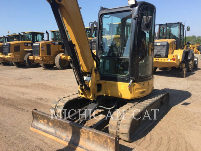 CATERPILLAR TRACK EXCAVATORS 305.5ECR AQ equipment  photo 11