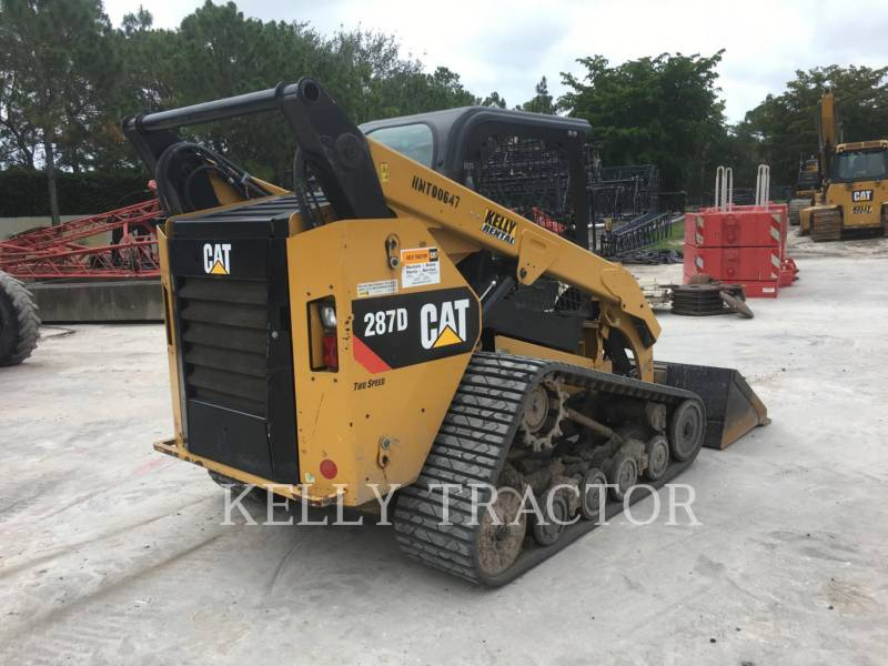 Caterpillar ÎNCĂRCĂTOARE PENTRU TEREN ACCIDENTAT 287D equipment  photo 7