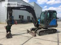 Equipment photo DOOSAN INFRACORE AMERICA CORP. DX55Z KOPARKI GĄSIENICOWE 1