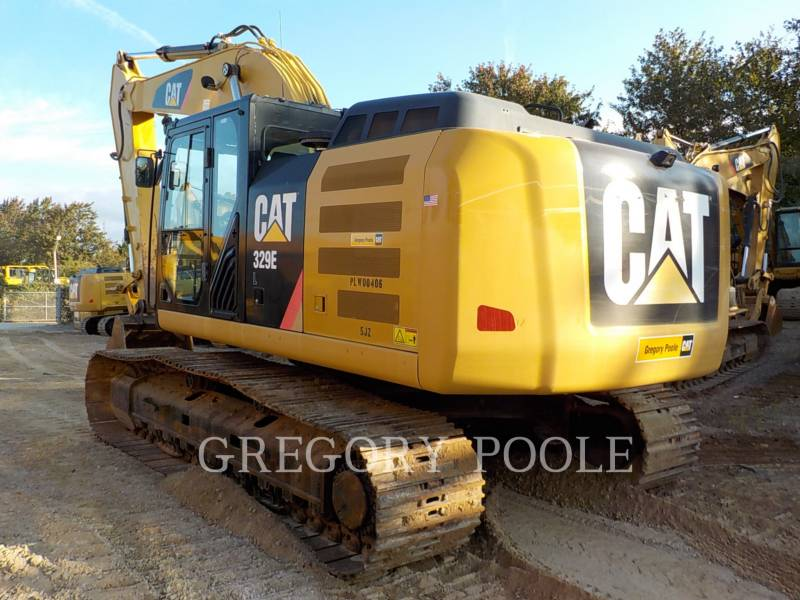 Caterpillar EXCAVATOARE PE ŞENILE 329EL equipment  photo 7