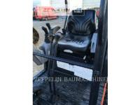 KUBOTA CORPORATION KOPARKI GĄSIENICOWE KX016-4 equipment  photo 4