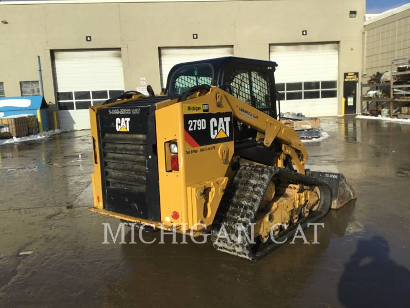 CATERPILLAR MULTI TERRAIN LOADERS 279D AHQ equipment  photo 4
