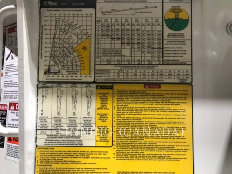 INTERNATIONAL TRUCKS ON HIGHWAY TRUCKS 7600 SBA 6X4 equipment  photo 10