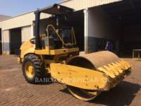 CATERPILLAR EINZELVIBRATIONSWALZE, GLATTBANDAGE CS-423E equipment  photo 1