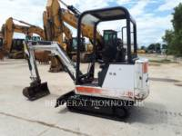BOBCAT TRACK EXCAVATORS 322 equipment  photo 3