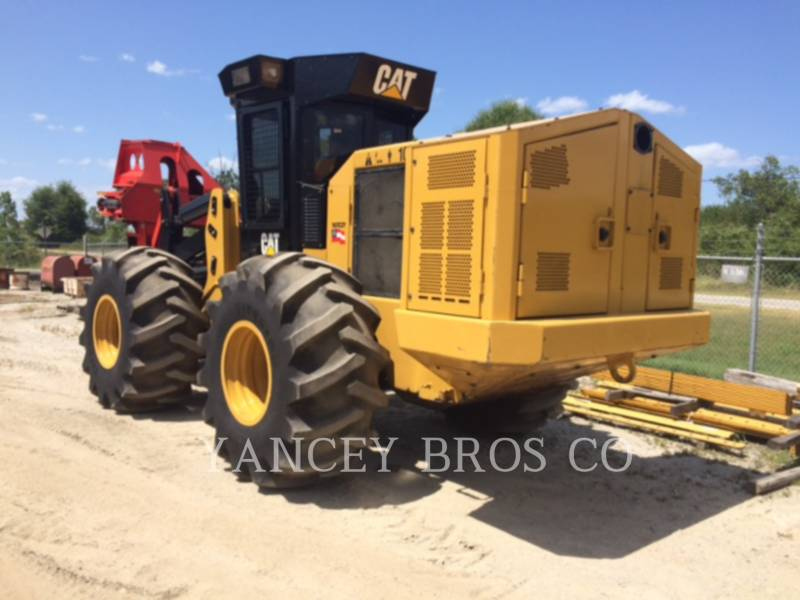 CATERPILLAR FORESTRY - FELLER BUNCHERS 553C equipment  photo 2