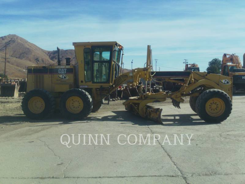 CATERPILLAR MOTORGRADER 120HNA equipment  photo 3