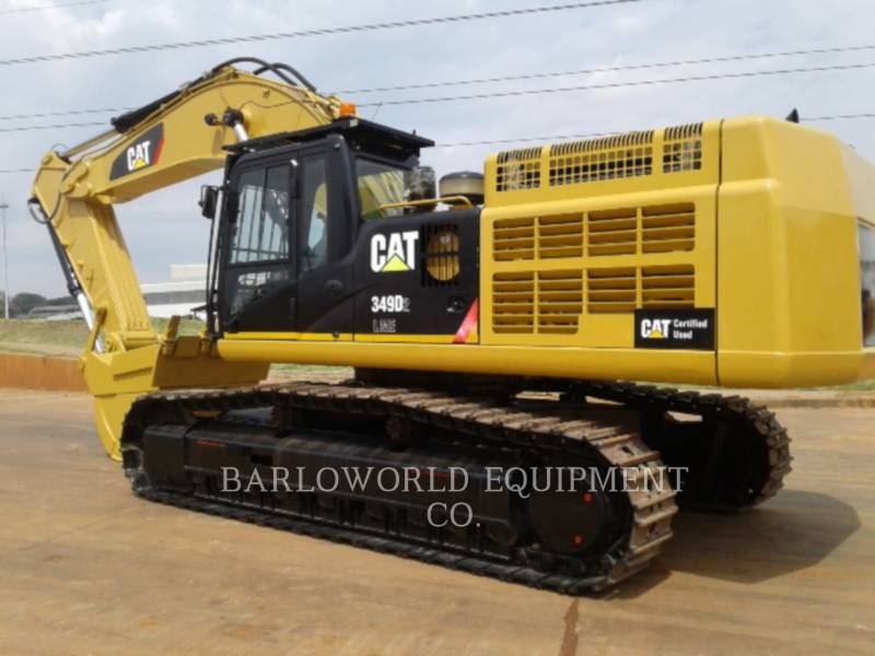 CATERPILLAR PALA PARA MINERÍA / EXCAVADORA 349D equipment  photo 4