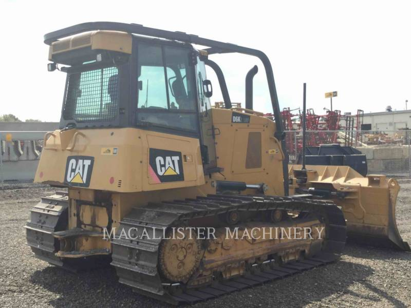 CATERPILLAR ブルドーザ D6K LGP equipment  photo 3