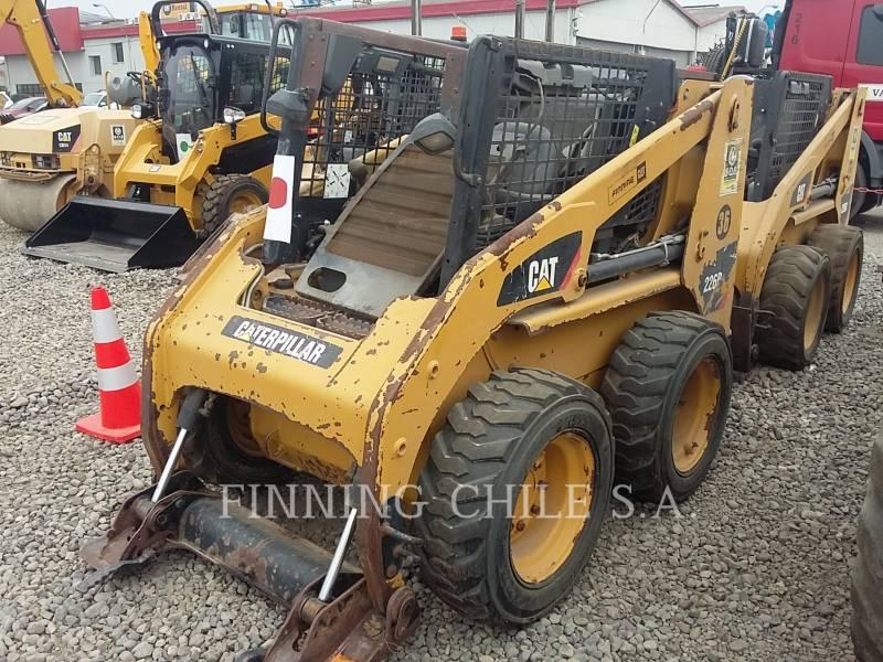 CATERPILLAR MINICARREGADEIRAS 226B3LRC equipment  photo 3