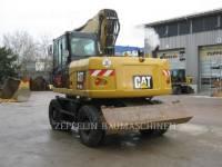 CATERPILLAR WHEEL EXCAVATORS M313D equipment  photo 6