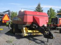 NEW HOLLAND LTD. MATERIELS AGRICOLES POUR LE FOIN BB960A equipment  photo 6