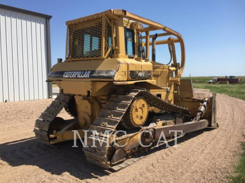 CATERPILLAR TRACK TYPE TRACTORS D6H equipment  photo 3
